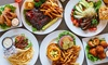 46% Off Barbecue and Vegan Food at Double Wide Grill