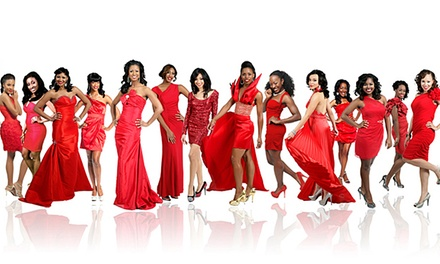 Miss Black USA Pageant on Sunday, August 9, at 6 p.m. (Up to 52% Off)
