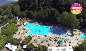 TERME SABINE DI CRETONE: Ingresso Full Day alle piscine termali per 2 persone alle Terme Sabine di Cretone (sconto fino a 55%)