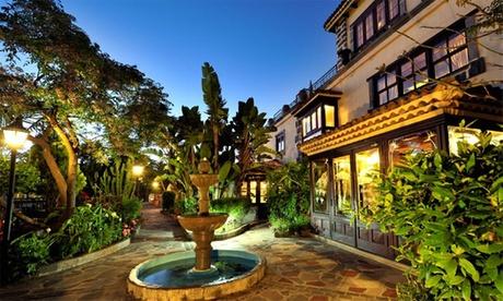 Experiencia gastronómica para 2 personas con acceso a zona de aguas por 64,90 € en Hotel El Nogal 4* Oferta en Groupon
