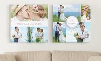 Une toile photo pêle-mêle de 4 formats au choix sur Printerpix dès 5,95 € (jusquà 81% de réduction)