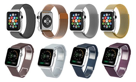 Milanese Loop Band for Apple Watch Series 1 and 2