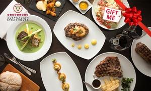 Kingsleys Australian Steakhouse Sydney: $120 for $150 to Spend on Food and Drink at Kingsleys Australian Steakhouse - King Street, Sydney