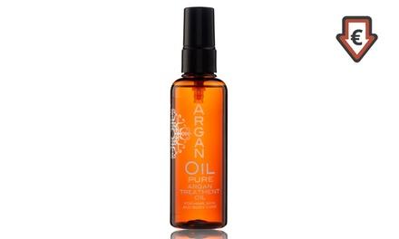 Pure Argan Treatment Oil - für Gesicht, Körper und Haare