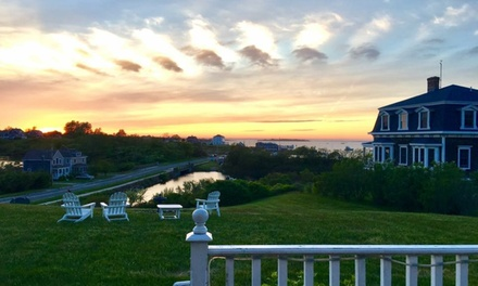 1-Night Stay For Two in a Tier 1 or Tier 2 Room at Payne's Harbor View Inn in Block Island, RI. Combine Up to 4 Nights.