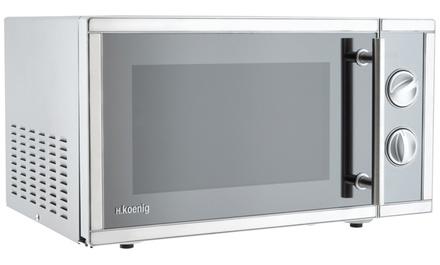 Horno microondas con grill H. Koenig modelo VIO7