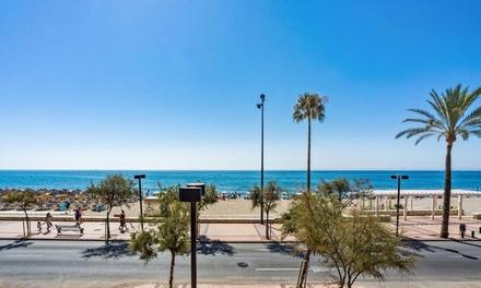 Fuengirola: habitación doble o twin para 2 personas con media pensión o todo incluido en Hotel Monarque Torreblanca 4*