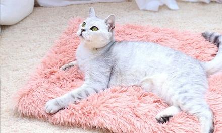 Pluche deken voor dieren