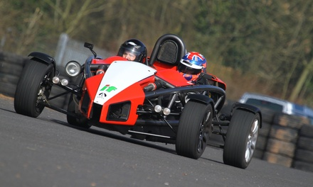 Ariel Atom Driving Experience at Driving Gift