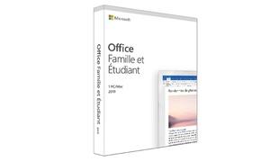Microsoft Office famille/étudiant