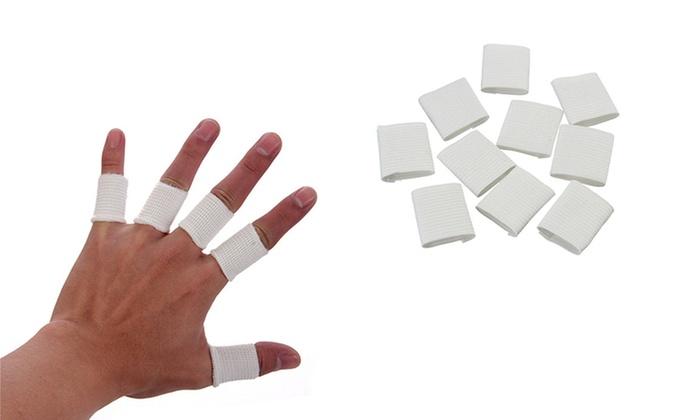 Finger Sleeves Joint Protectors (10-Pack): Finger Sleeves Joint Protectors (10-Pack)