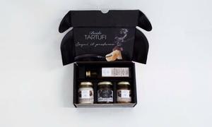 Boido Tartufi: Box con specialità a base di tartufo da Boido Tartufi (sconto fino a 50%)