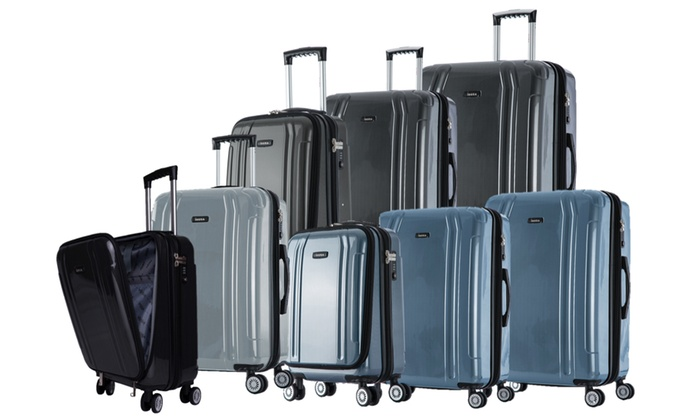 abb9799ab Up To 74% Off on InUSA Hardside Spinner Luggage   Groupon Goods