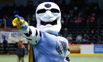 image for San Diego Sockers Home Games (November 15–March 3)