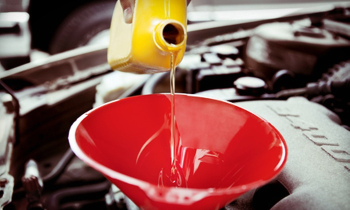 Kwik Car Lube & Tune - Dallas: One, Two, or Three Full-Service Oil Changes at Kwik Car Lube & Tune (Up to 60% Off)