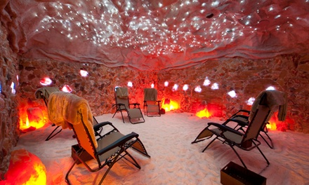 Salt Cave Session at Tranquility Salt Cave (Up to 48% Off). Five Options Available.