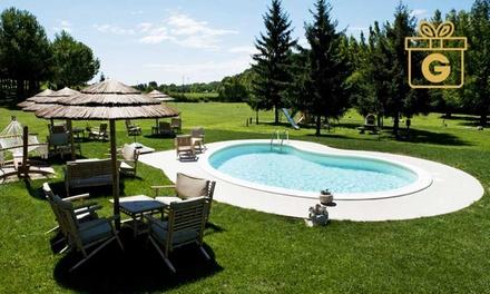Lago di Garda: 1 o 2 notti con colazione per 2 persone Resort La Mola
