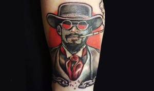 Saint Ink Tattoo Studio: Tatuaggio a colori o in bianco e nero fino a 10 x 10 cm, da Saint Ink Tattoo Studio (sconto fino a 70%)