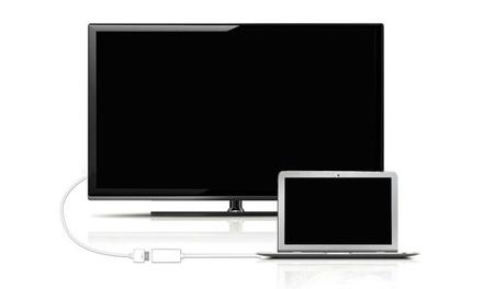 Adaptateur DisplayPort Thunderbolt vers HDMI