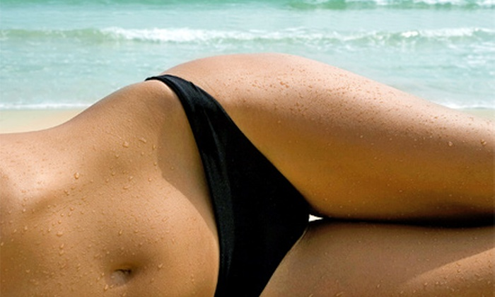 Club Beauty - Ellet: Bikini Wax, V-Steam, or Both at Club Beauty (Up to 55% Off)