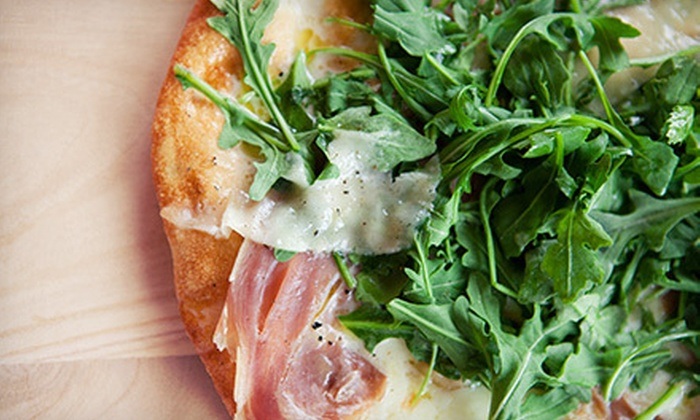 Tuttobene's - Brooklyn: Three-Course Pizzeria Meal for Two or Four at Tuttobene's (Up to 52% Off)