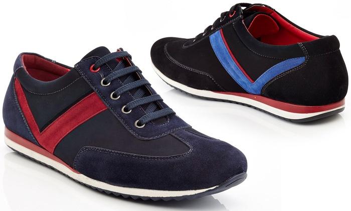 Henry Ferrera Men's Fashion Sneakers