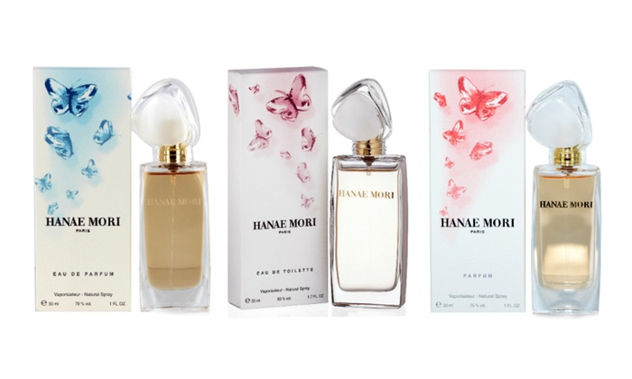 Hanae Mori Fragrances for Women | Groupon Goods