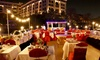 Downtown Dinner Cruise: Child (AED 89), Adult (AED 99)