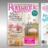 1-Year Subscription to Flower or Romantic Country Magazine