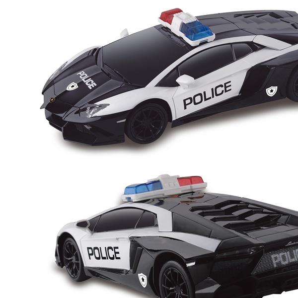 Lamborghini Police Rc Car Groupon
