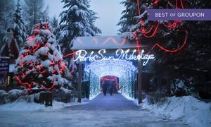 Park Świętego Mikołaja: Certyfikat wizyty, lodowisko i więcej od 39,99 zł i więcej opcji w Parku Świętego Mikołaja w Krainie Bajek