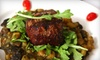 Up to 54% Off French and American Cuisine at Chef J Bistro