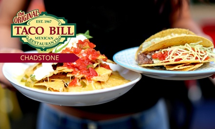 Taco Bill Chadstone Up To 58 Off Chadstone Groupon