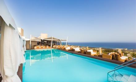 Acceso a zona chill out con piscina y opción a menú en Thalasso Gloria - San Agustín (hasta 56% de descuento)