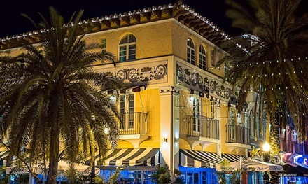 Stay with Waived Resort Fee at El Paseo Hotel in Miami Beach, FL