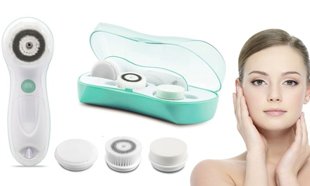 Three in One 360 Degree Rotating Face Cleanser