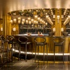 Revolving Drinks at Stratos, Le Royal Meridien