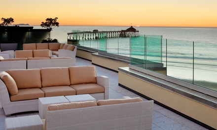 Stay with Daily Resort Fee and $20 Dining Credit at the 4-Star Pier South Resort in Imperial Beach, CA. Dates into June.