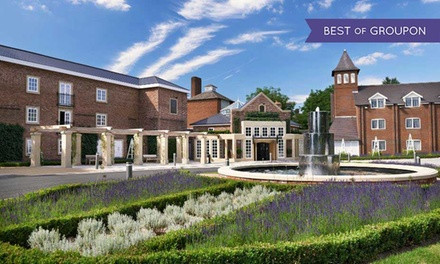 North Warwickshire: 1Night Stay for Two with Full English Breakfast and Dinner at 4* The Belfry Hotel & Resort