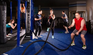 Up to 81% Off Membership at Crunch at Crunch, plus 6.0% Cash Back from Ebates.