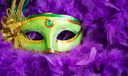 Admittance to Masquerade Ball Help Unmask Cancer for Two or Four (Up to 47% Off)