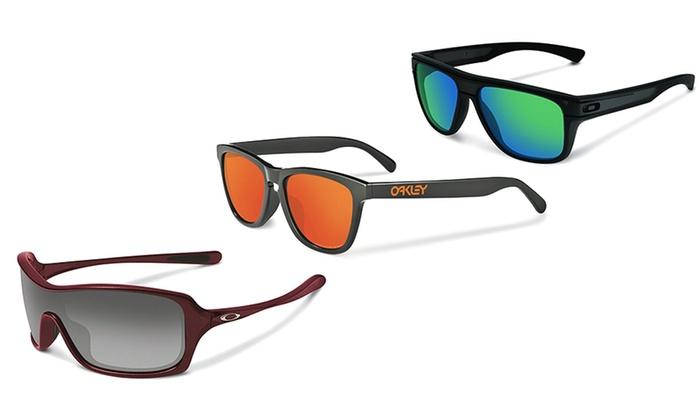 Oakley Plastic Sunglasses for Men and Women