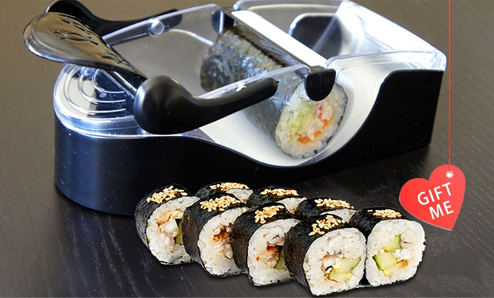 Sushi Maker: One ($12) or Two ($22)