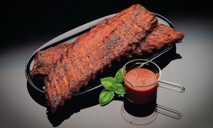Carson's Ribs - River North: $69 for Dinner for Two with Drinks, Salads and Sides at Carson's Ribs