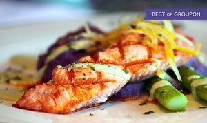 O'Briens Bistro: Seafood and Steak Dinners at O'Brien's Bistro (Up to 45% Off)