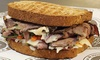 NYC Bagel Deli - Lincoln Park: $5 for $9 Toward Delivery or Takeout at NYC Bagel Deli