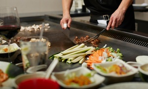 Hibachi Meals Or Japanese Food At Bushido Japanese Restaurant (up To $15 Off)