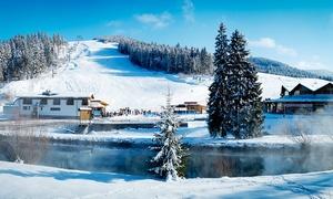 Meander Ski Resort Oravice: Meander Ski Resort Oravice - całodzienny skipass od 59,99 zł (do -34%)