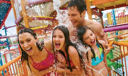 Aquatica Orlando Admission for One with Dining Option, or 2, 3 or Unlimited SeaWorld Park Visits(Up to 44% Off)