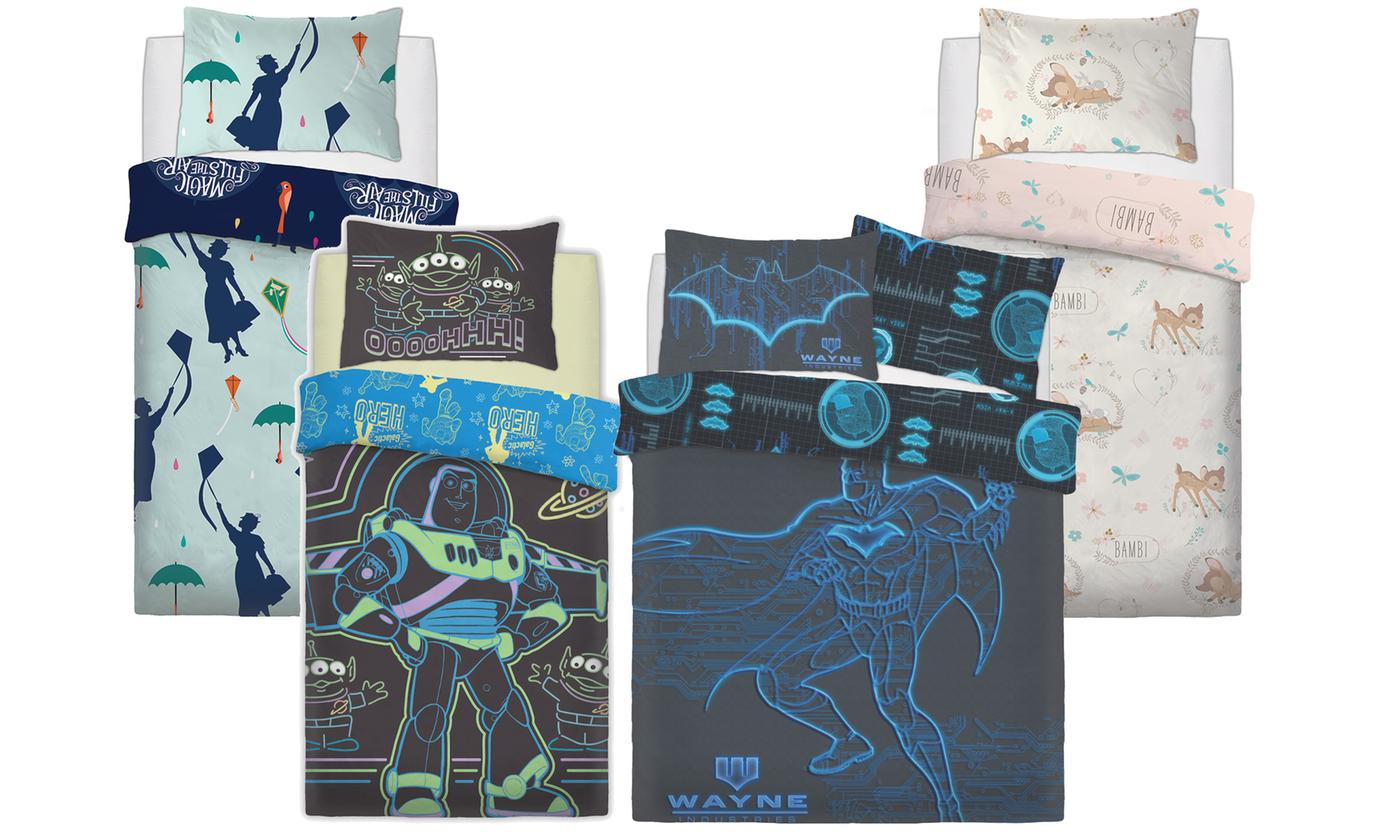Disney-Style Duvet Set for £8.99